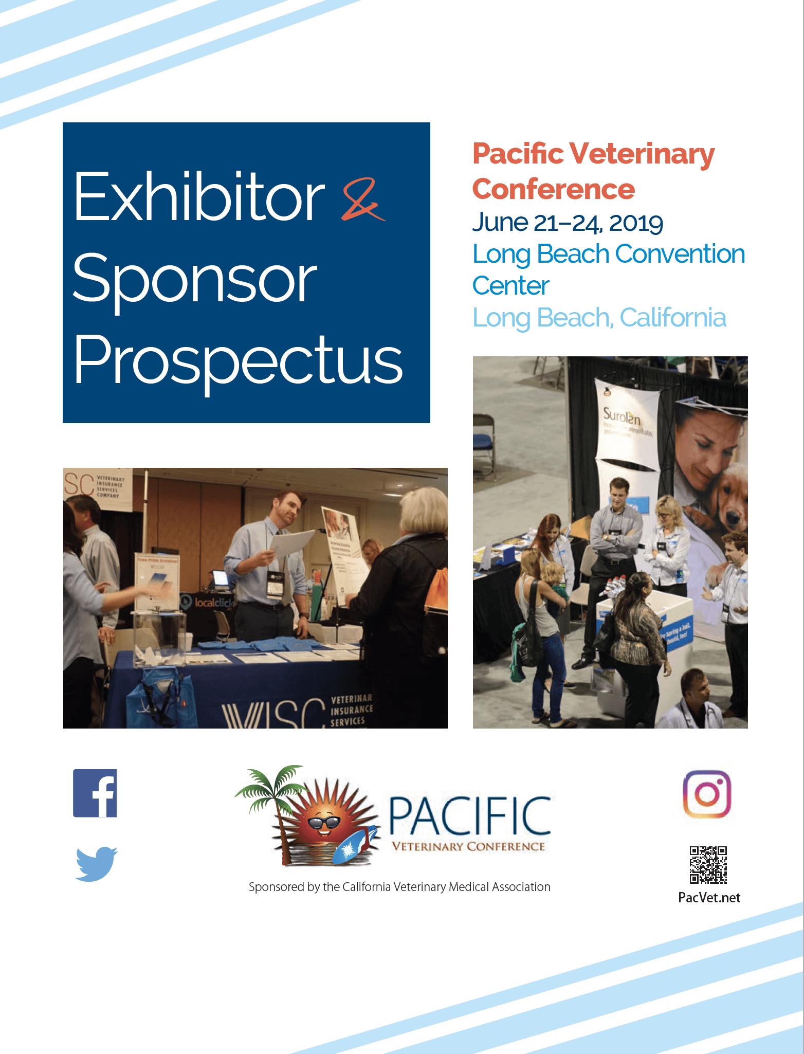 Exhibitors Pacific Veterinary Conference